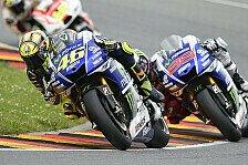 MotoGP - Yamaha macht sich auf die Jagd des verlorenen Sieges: Rossi skeptisch: N�chste Rennen nicht einfach