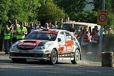 Rallye - Podium für Wallenweins bei der Rally Casentino