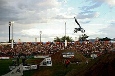 NIGHT of the JUMPs - Kr�nung in Amerika: Packende R�ckrunde f�hrt auf drei Kontinente