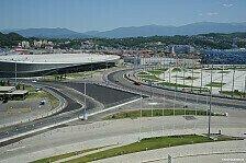 Formel 1 - Alles l�uft nach Plan: Trotz Absturz: Russland GP soll stattfinden