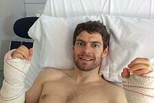 MotoGP - Armpump schl�gt erneut zu: Crutchlow an beiden Unterarmen operiert
