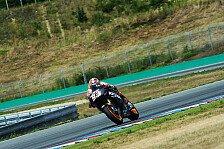 MotoGP - Bilder: Honda testet 2015er-Bike in Br�nn