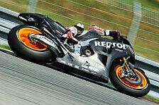 MotoGP - Kleine Verbesserungen an aktuellem Bike: Honda macht Fortschritte mit 2015er-Prototyp
