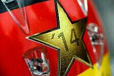 Formel 1 - Bilder: Deutschland GP - Rosbergs WM-Helm