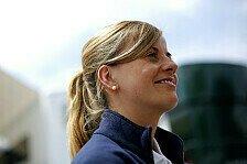 Formel 1 - Video: Susie Wolff stellt sich Ice Bucket Challenge