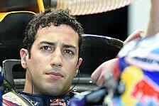 Formel 1 - Es ist noch lange nicht gelaufen!: Ricciardo meldet WM-Anspr�che an