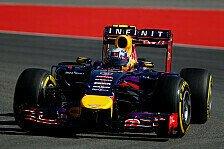 Formel 1 - Mercedes auf den Fersen: Ricciardo zufrieden, Vettel nicht