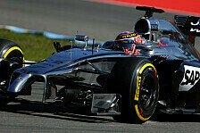 Formel 1 - Magnussen zur�ck in Reihe zwei: Button �rgert sich �ber Grosjean