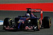 Formel 1 - Steigerung n�tig: Vergne klagt �ber schlechte Balance