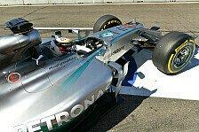 Formel 1 - Hitze, Reifenverschlei� und neues Fahrverhalten: Hamilton: K�nnte eines der h�rtesten Rennen werden