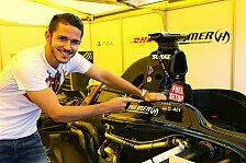 GP2 - Dem Teamkollegen eine halbe Sekunde aufgebrummt: Daniel Abt