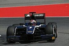 GP2 - Sieg von Startplatz 15: Mitch Evans �berrascht in Hockenheim