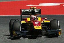 GP2 - Hunger auf mehr: Racing Engineering: Sieg ist m�glich