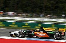 GP2 - So hatte ich mir das nicht vorgestellt: Hartes Heimrennen f�r Daniel Abt