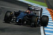 Formel 1 - Longruns machen Sorgen: McLaren: Schnell, aber vorsichtig