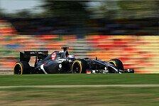Formel 1 - Hitze erschwert die Arbeit: Trotz Hitze: Sutil & Gutierrez zufrieden