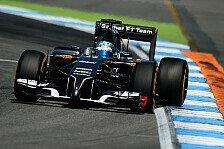 Formel 1 - Technik sorgt f�r Dreher: Adrian Sutil: Endlich wieder k�mpfen
