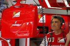 Formel 1 - Mehr M�glichkeiten am Motor zu arbeiten: Reglement: Ferrari fordert mehr Freiheiten