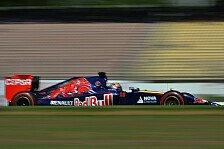 Formel 1 - Ein Teufelskreis: Jean-Eric Vergne: Hitze bereitet Probleme