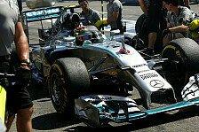 Formel 1 - Rosberg �rgert sich �ber Teamkollegen: Boxen-Zoff zwischen Rosberg und Hamilton
