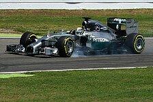 Formel 1 - Steht das h�rteste Rennen bevor?: Br�tende Hitze macht Reifen zu schaffen