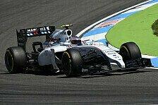Formel 1 - Hitze, Kurven, Konzentration: Williams Vorschau: Ungarn GP