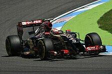 Formel 1 - Grosjean noch nicht best�tigt: Lopez: Maldonado f�hrt auch 2015 f�r Lotus