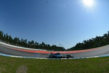 Formel 1 - Red Bull hinkt in Hockenheim hinterher: 3. Training: Rosberg h�ngt Hamilton ab