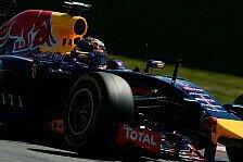 Formel 1 - Red Bull im Rennen st�rker?: Vettel von Williams �berrascht
