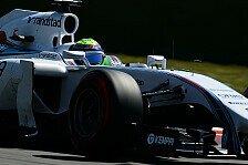 Formel 1 - Hadern mit dem Setup: Massa entt�uscht: Keine perfekte Runde hinbekommen