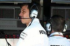 Formel 1 - Wolff zu Funk-Verbot: Kontroverse Entscheidung