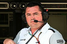 Formel 1 - Video: Eric Boullier im Interview