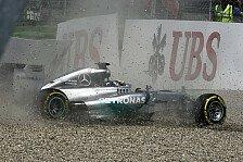 Formel 1 - Ernster Pr�zedenzfall: Mercedes-Bremsen: Was kommt als n�chstes?