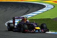 Formel 1 - Williams in Schach halten: Ricciardo nach Platz f�nf �berrascht