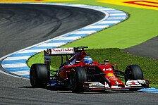 Formel 1 - Alonso schreibt Topplatzierung ab: Ferrari: R�ikk�nen weiter im Abw�rtsstrudel