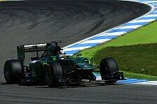 Formel 1 - Wir werden k�mpfen: Caterham Vorschau: Ungarn GP