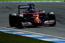 Formel 1 - R�ck- & Ausblick: Allison: Es gibt viel zu tun