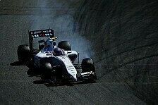 Formel 1 - Das Blatt kann sich schnell wenden: Smedley: Williams ist die zweite Kraft