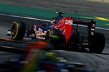 Formel 1 - Erfolgserlebnis vor dem Urlaub: Toro Rosso Vorschau: Ungarn GP