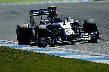 Formel 1 - Hamilton von P20 auf das Podium: Heimsieg! Rosberg triumphiert in Hockenheim