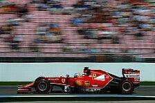 Formel 1 - Woran liegt der Fanschwund?: Zuschauerproblematik: Piloten r�tseln
