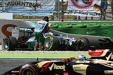 Formel 1 - Was macht das Wetter?: Deutschland GP: Die Stimmen zum Samstag