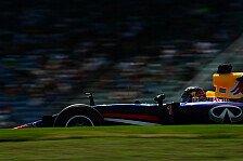 Formel 1 - Wieder harter Kampf mit Alonso: Vettel k�mpferisch am Podium vorbei