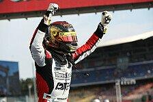 Formel 3 Cup - Vier unter den besten F�nf: Sprungbrett f�r die GP3