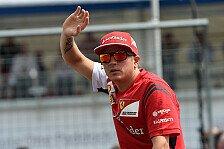 Formel 1 - Wird erst 2015 alles besser?: R�ikk�nen betet: Hoffentlich diesmal problemfrei