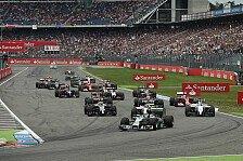 Formel 1 - Die perfekte Woche f�r Rosberg: Deutschland GP: Die Fahreranalyse