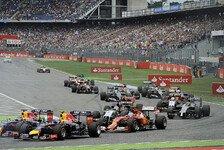 Formel 1 - Vorurteile best�tigt?: Das neue Reglement im gro�en Realit�ts-Check