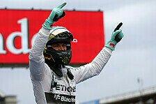 Formel 1 - Verzicht auf Safety Car verhindert Zitterpartie: Rosberg nach Heimsieg �berw�ltigt