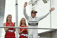 Formel 1 - Video: Nico Rosberg nach Hockenheim