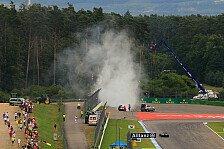 Formel 1 - Heute war ein Desaster: Kvyat: So schnell musste ich noch nie aus dem Auto
